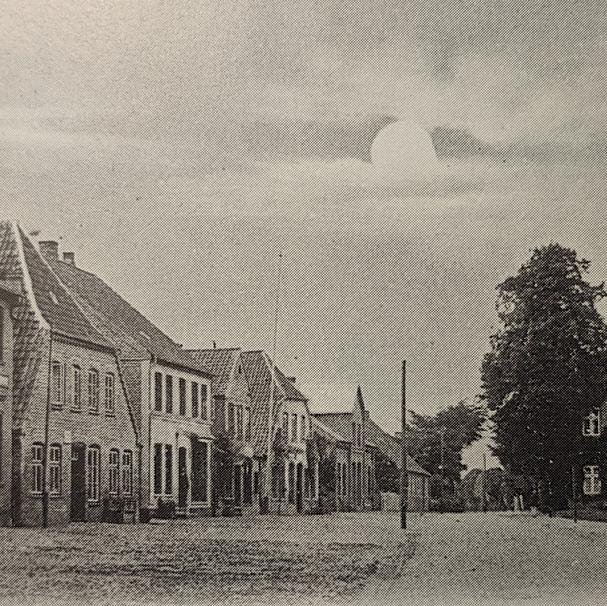 Am Markt um 1910