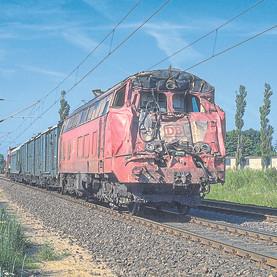 Vor 25 Jahren: Zugunglück in Horst