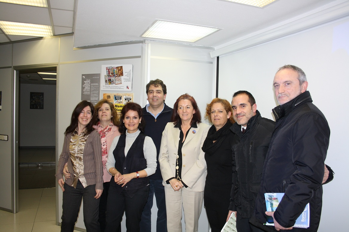 Foto Grupo Reducida