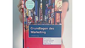 """Fachlektorierung der Case Studies in """"Grundlagen des Marketing"""" von Prof. Kotler"""