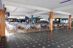 Restaurante e área social