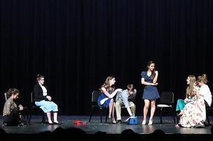 anderson-theater | FRESHMAN SELECT CLASS