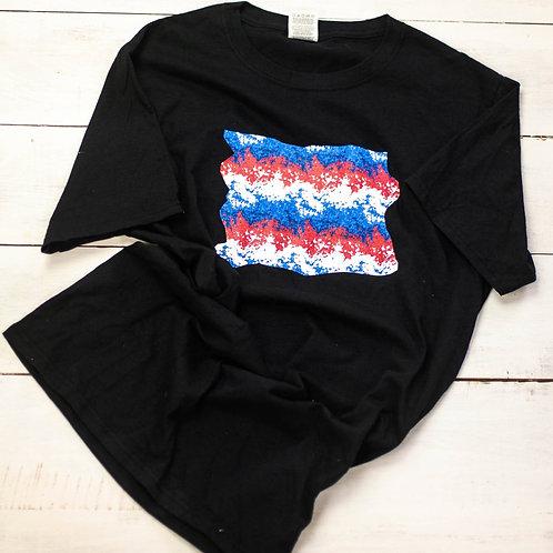 The Belizean Flag T-shirt