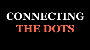 Connecting the Dots 1: Introduction