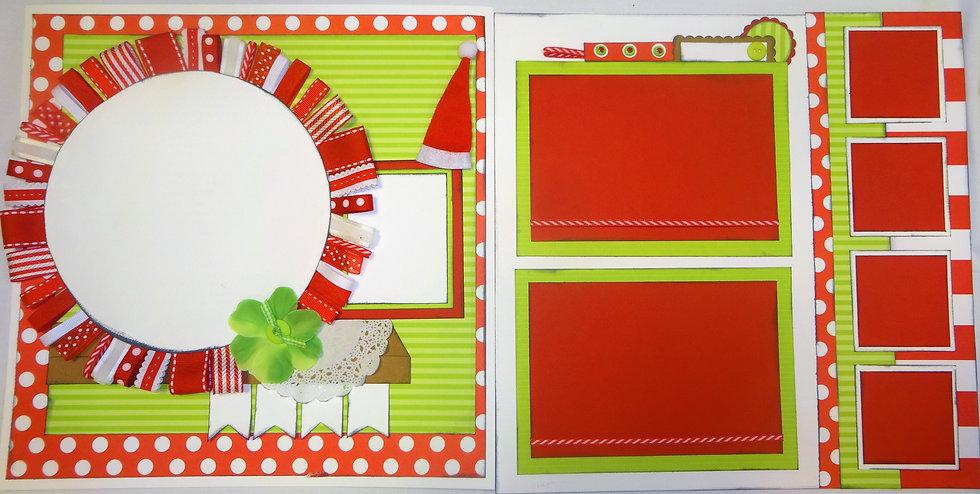Christmas Elf Page Kit
