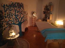 Salle de soins-massage Laval