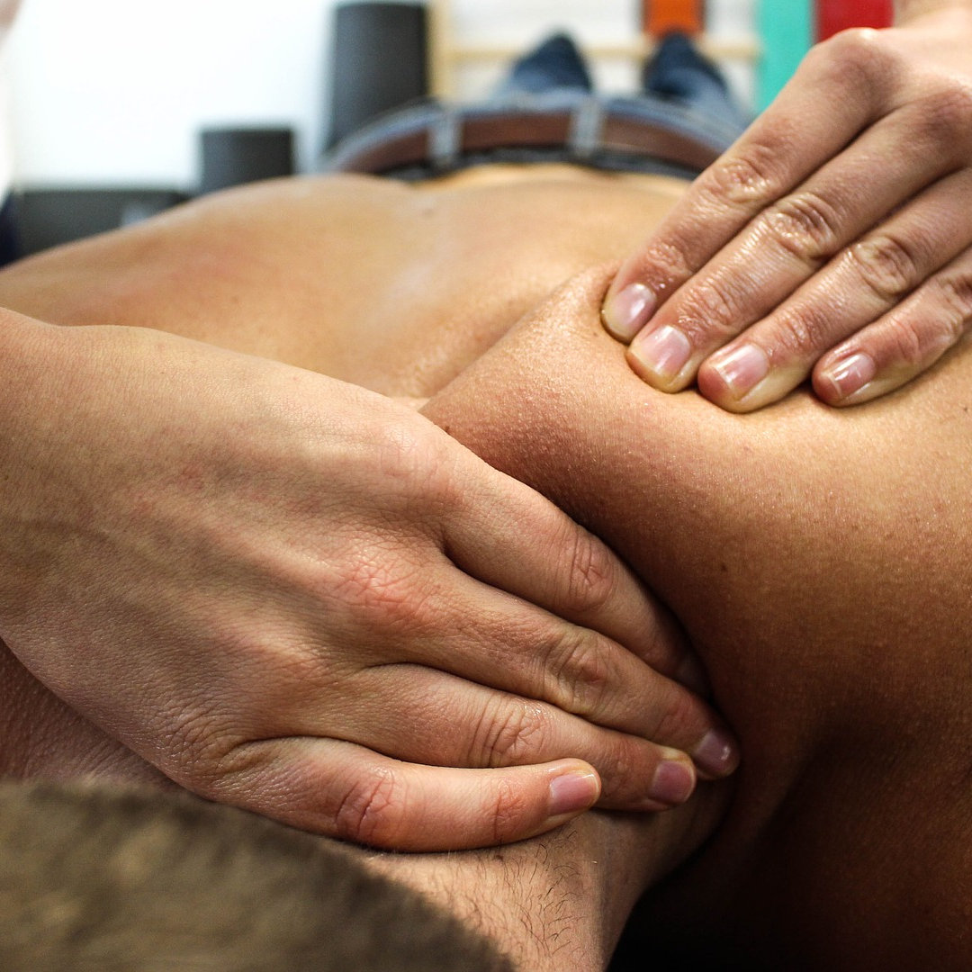 Massage Deep Tissue 30 minutes