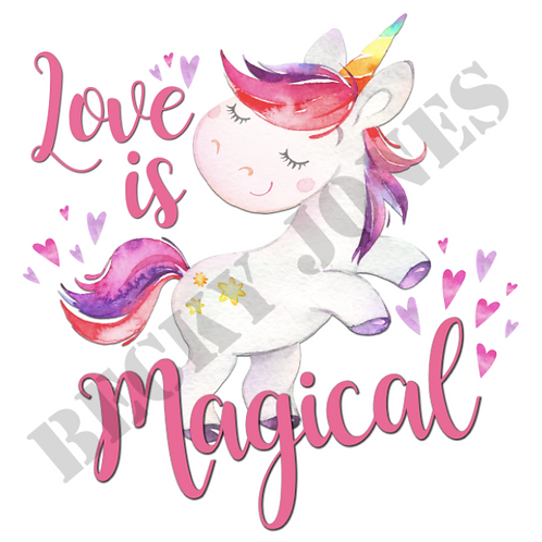 *TEMPLATE* Valentines Unicorn