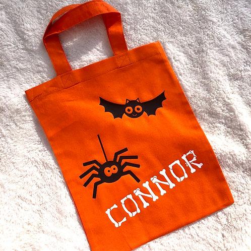 Creepy Treat Bag