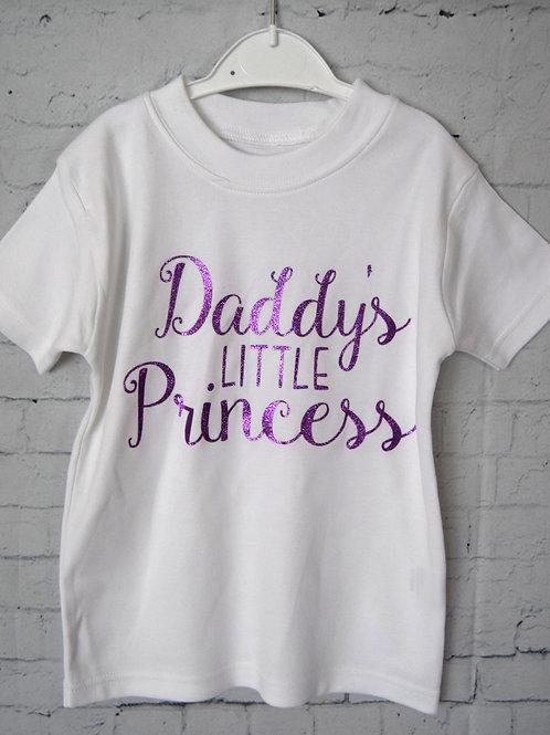 Daddy's Little Princess Vest/T