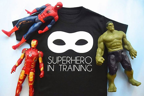Superhero In Training Vest/T-shirt