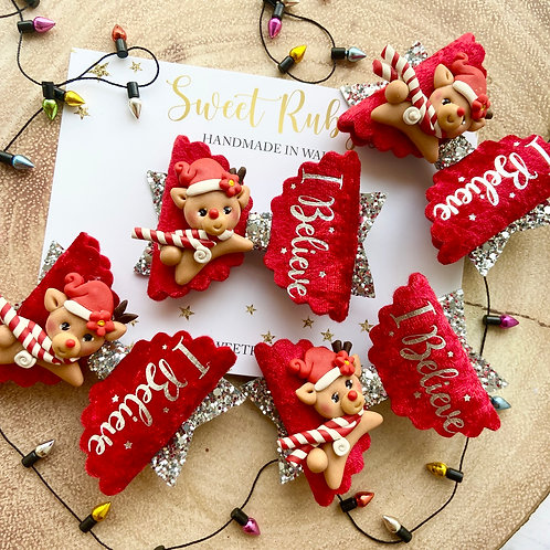 Reindeer I believe bow