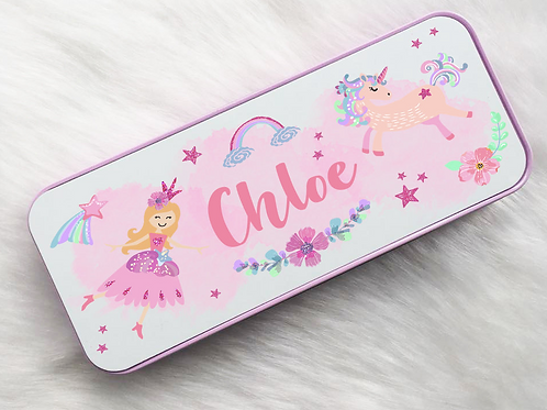 Fairy Unicorn Pencilcase