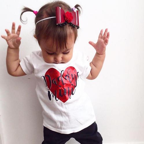 Daddy's Mini Vest/T-shirt