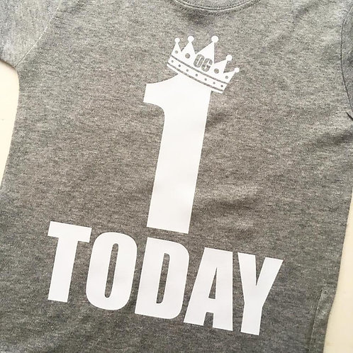 Royal Birthday Tee