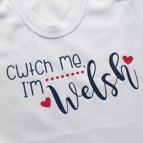 Cwtch Me Vest/T-shirt