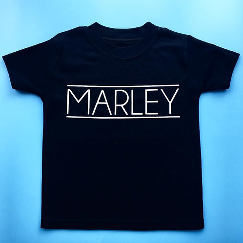 Personalised Name Vest/T-shirt