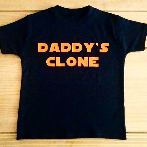 Daddy's Clone Vest/T-shirt