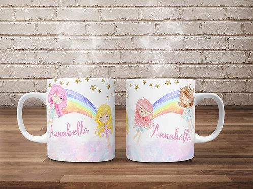 *TEMPLATE* Dreamy Fairies Mug
