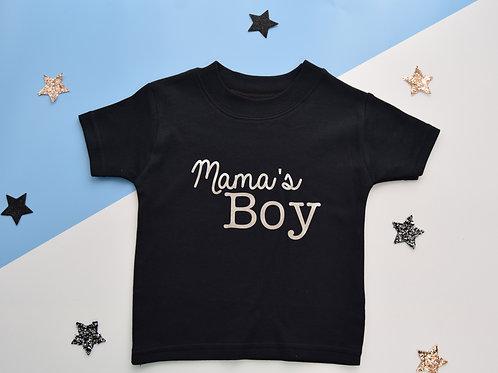 Mama's Boy Vest/T-shirt