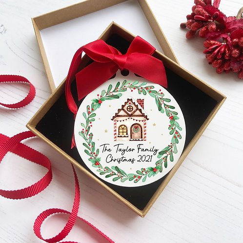 House Bauble