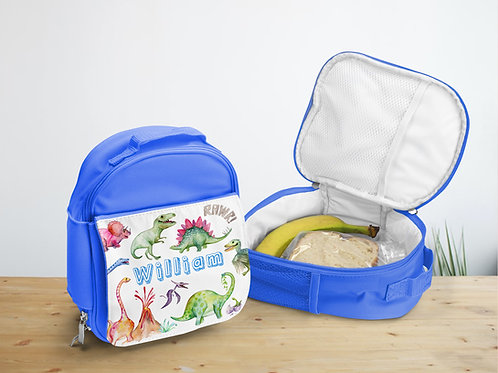 Dinosaurs lunch pack