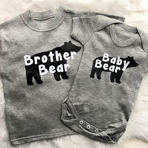 Sibling Bear Set