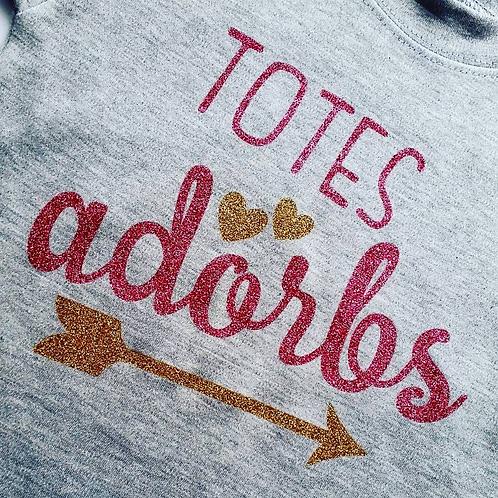 Totes Adorbs Vest/Tshirt