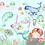 Thumbnail: *TEMPLATE* Mermaid Placemat & Coaster