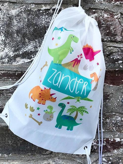 Dinosaur Gym Bag