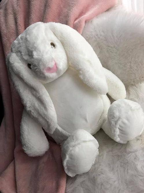 Plush Personalised Bunny