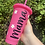 Thumbnail: Pink glitter daisy cold cup