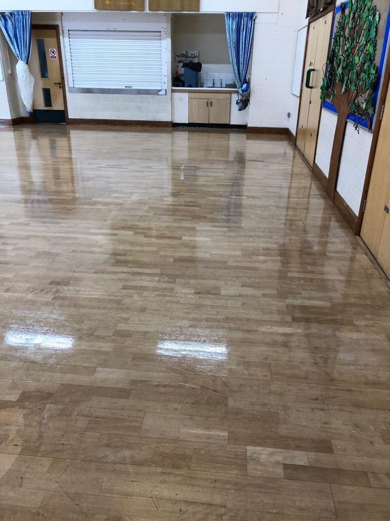 floor polished 1