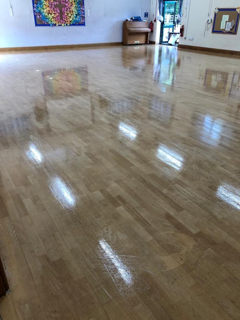 floor polished 2