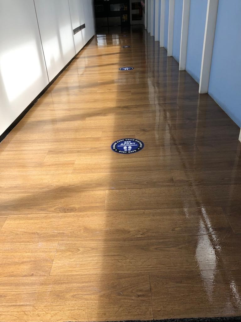 floor polished 4