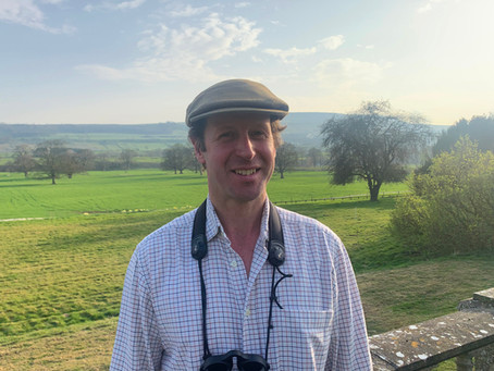 Curlew conservation by Tom Orde-Powlett