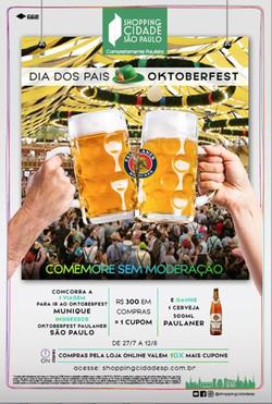OktoberFest - Shopping Cidade SP