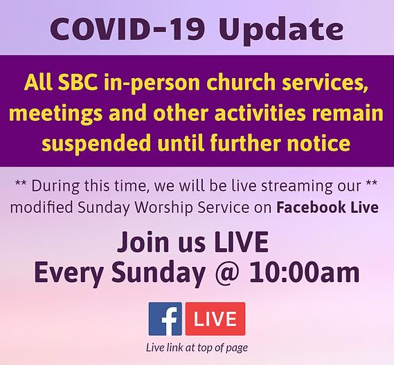 SBC COVID Update - Website (updated Jan