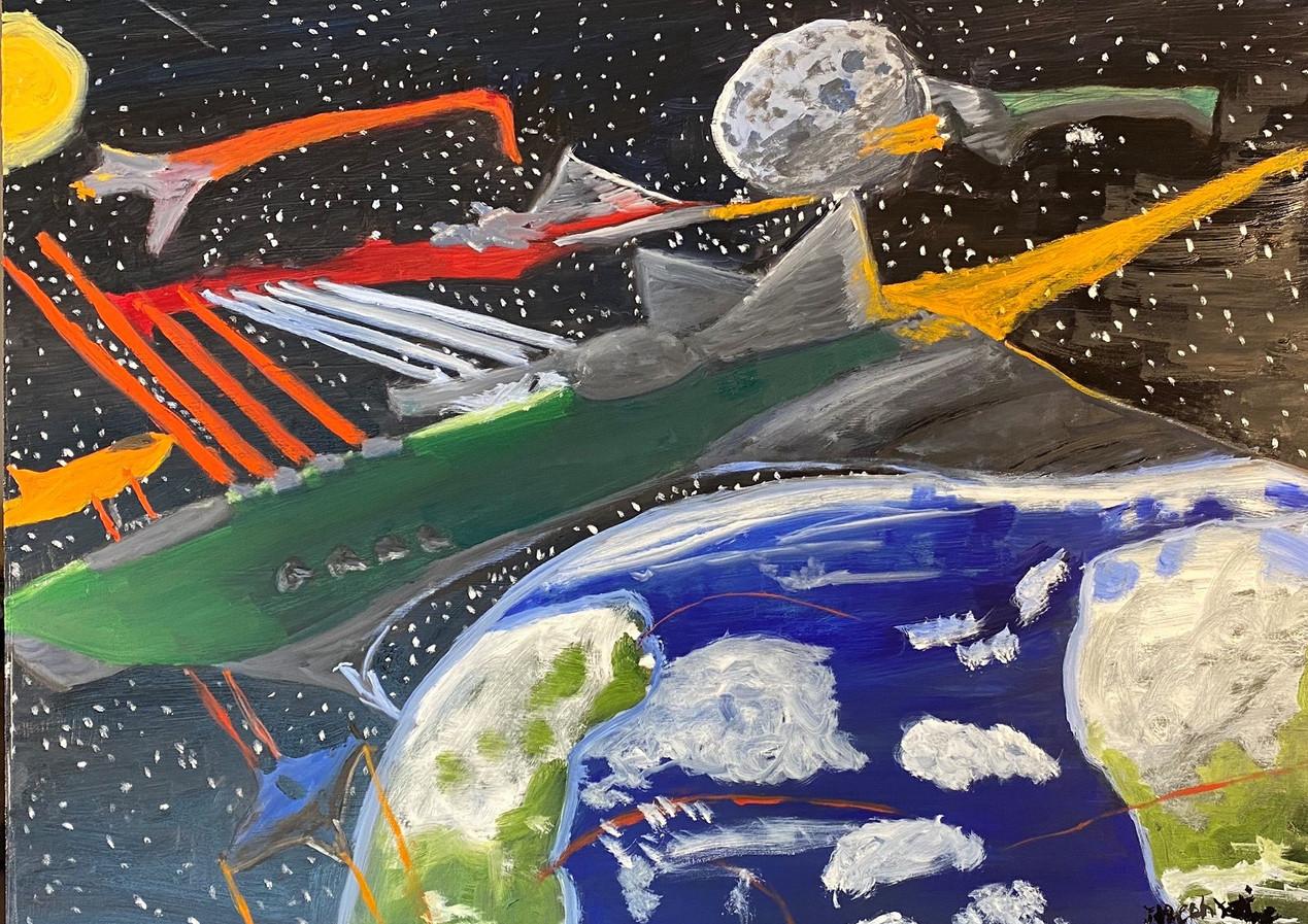 Orbital Supremacy