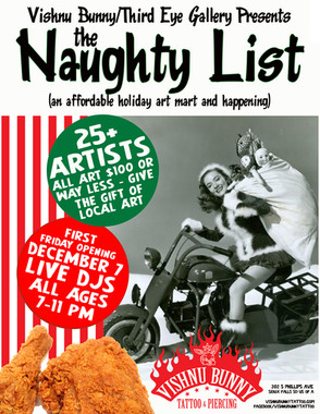 The Naughty List 12.7.2018