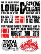 Loud & F#*king Clear 8.3.2018