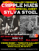 Cripple Hues w/ Sylva Stoel 8.4.2017
