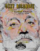Ozzy Ricardez Solo Show
