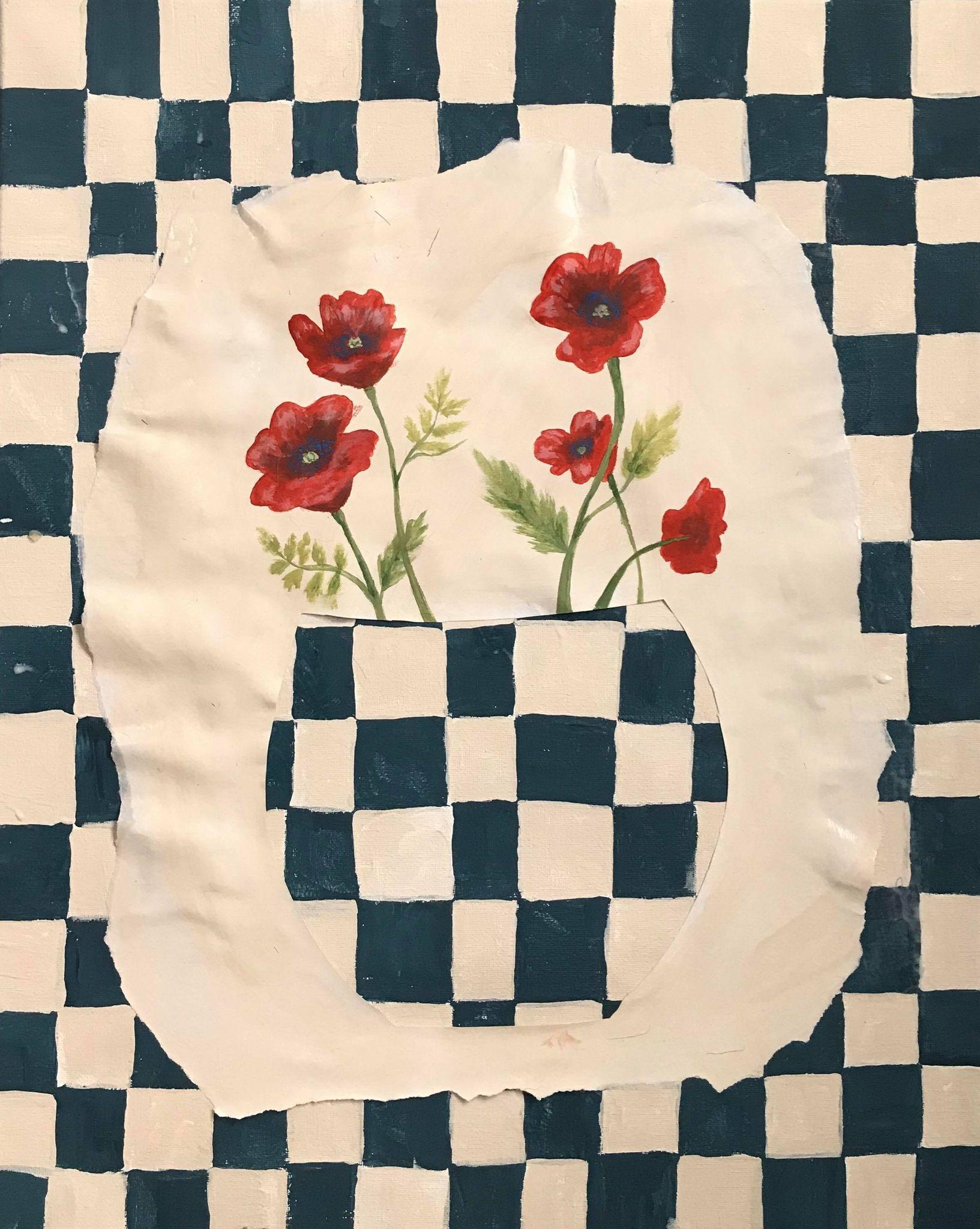 OPIUM FLOWERS -HANNAH LYNN