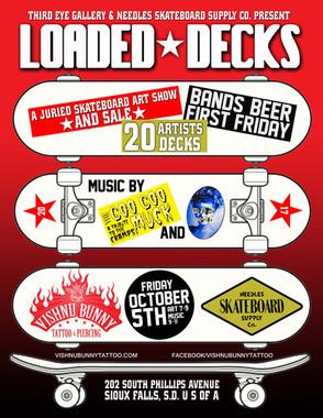 Loaded Decks 10.5.2017