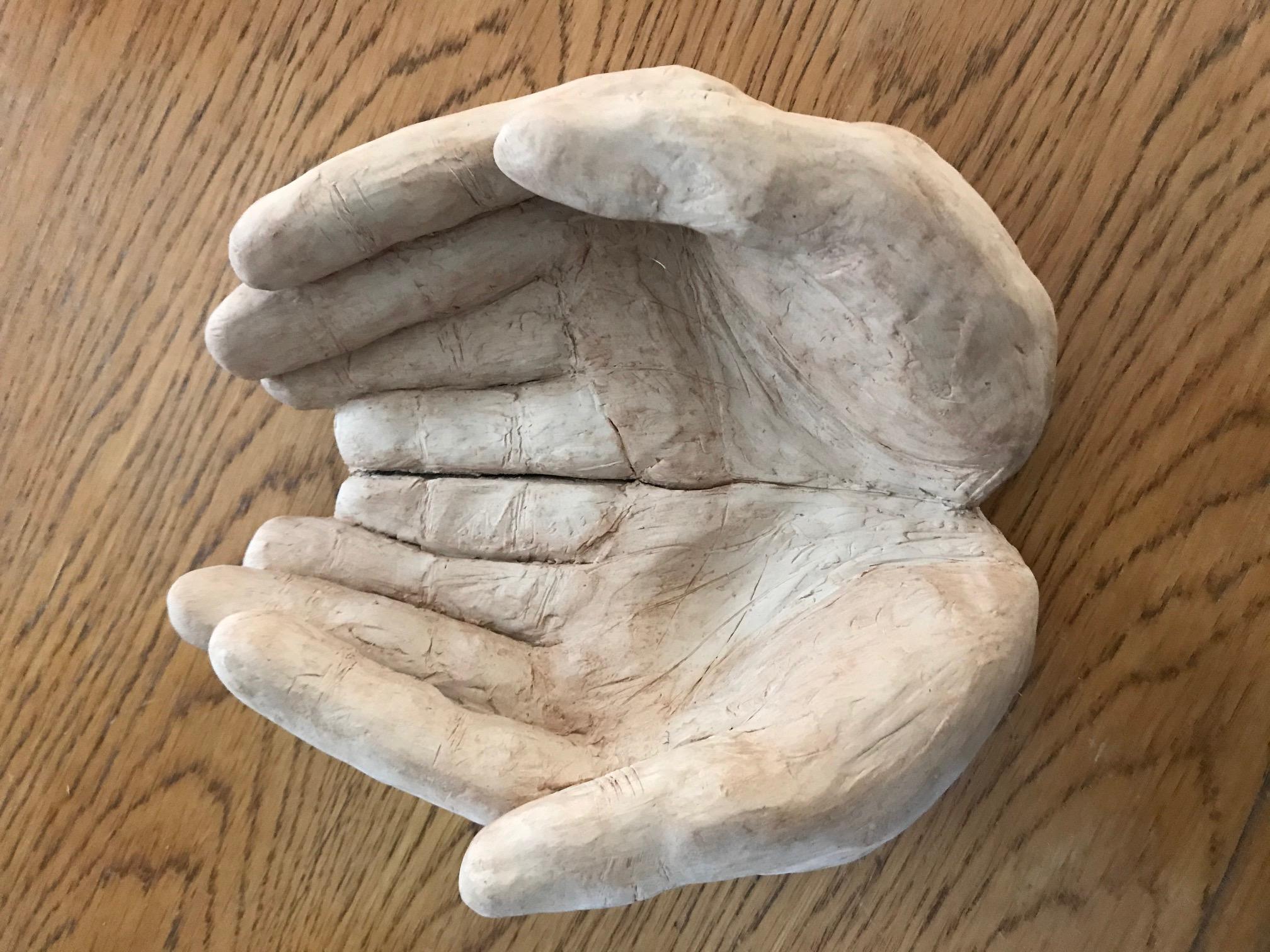 HANDS - MONICA RISHLING