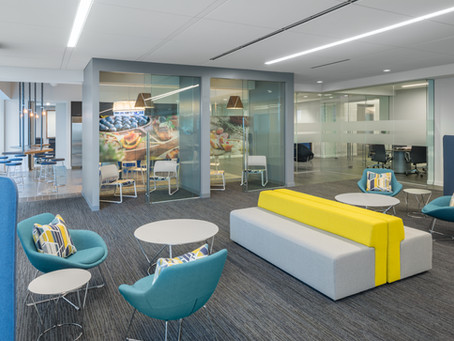 The death of open offices is greatly exaggerated.