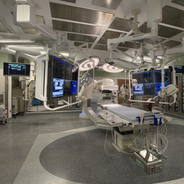 Hybrid Operating Room   Charlotte, NC