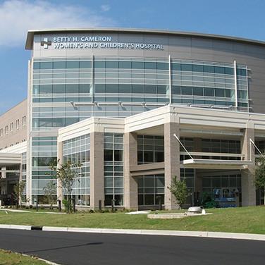 Betty H. Cameron Women's Center & Children's Hospital   Wilmington, NC