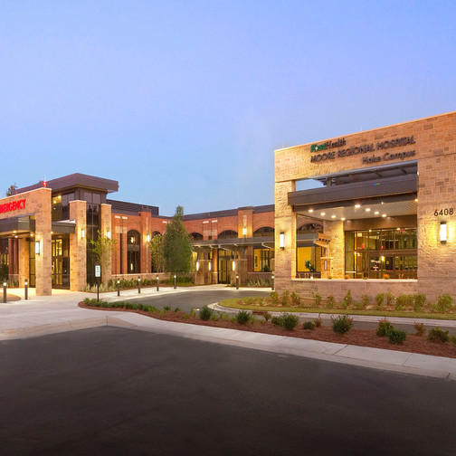 Moore Regional Hoke Campus | Raeford, NC